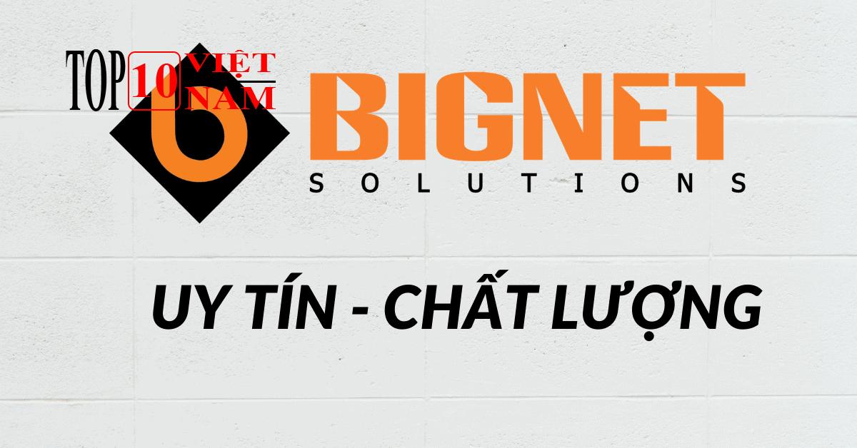 Công Ty Bignet Solutions