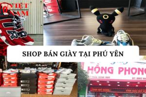 shop bán giày đẹp tại phú yên