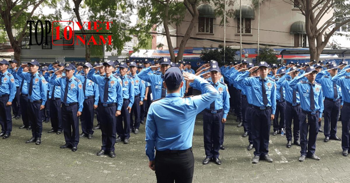 CTy CP D.Vụ Bảo Vệ Quốc Tế Đại Việt Tại Hà Nội