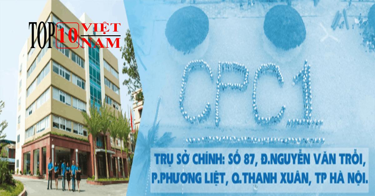 Công Ty Cổ Phần Dược Phẩm Trung Ương CPC1 Tại Hà Nội