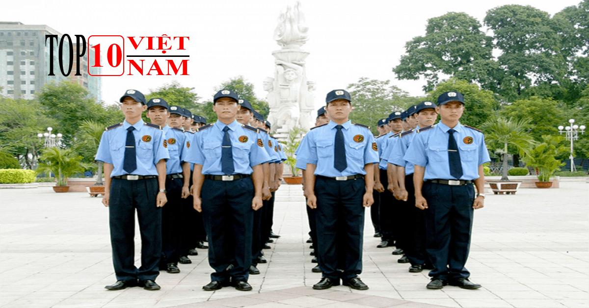 Công Ty TNHH Dịch Vụ Bảo Vệ Chuyên Nghiệp An Ninh Việt Nam
