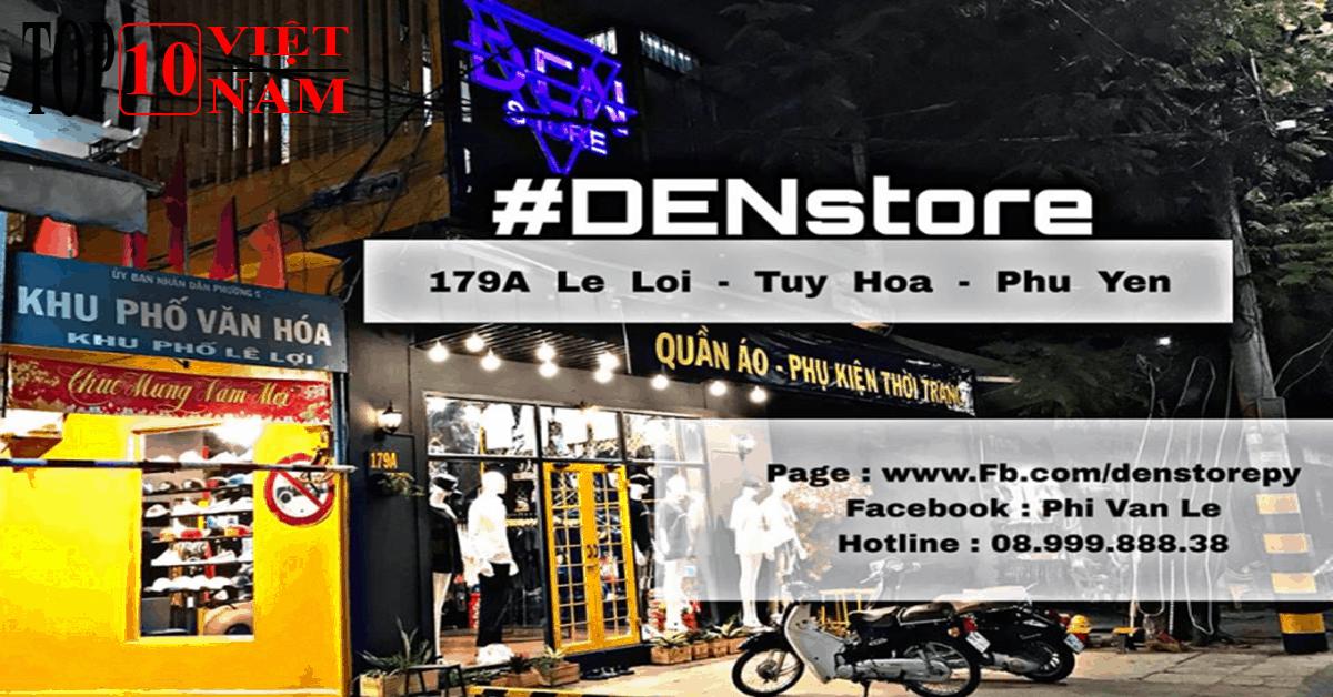 Shop DEN Store Bán Giày Đẹp Tại Phú Yên