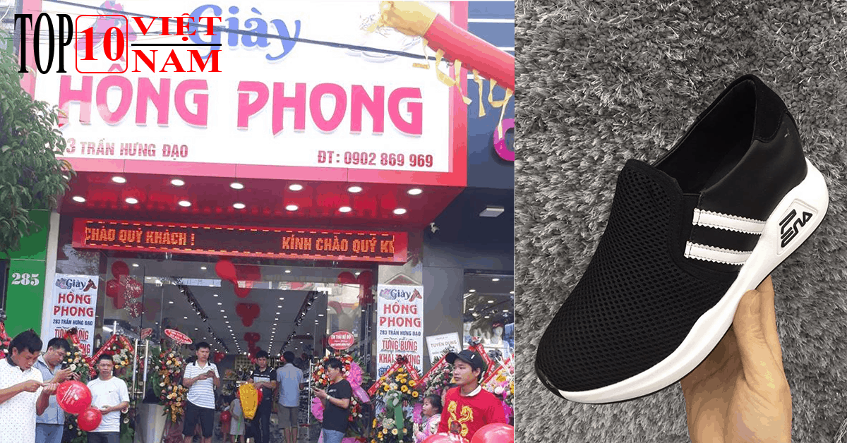 Giày Hồng Phong