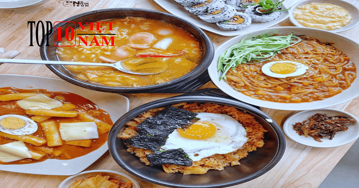 Hansarang - Ẩm Thực Hàn