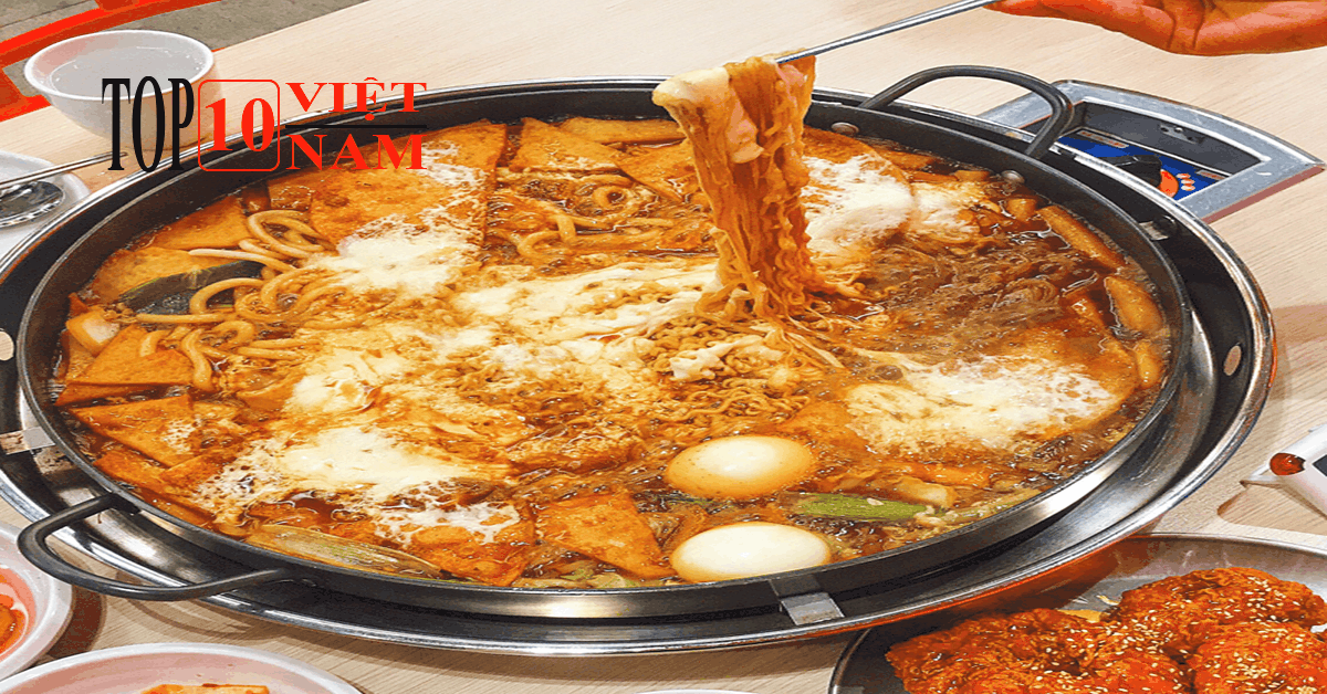 Quán Paik Jong Won's Kitchen Hàn Quốc