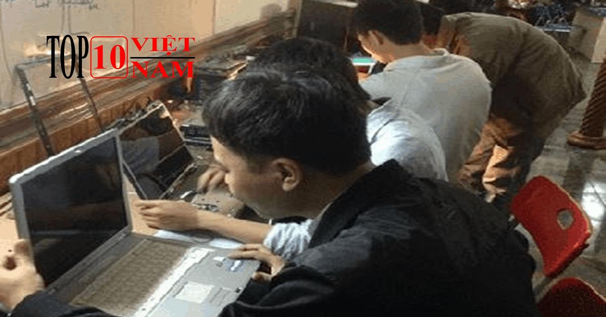 Trung Tâm Sửa Máy Tính Laptop Ở Hải Phòng
