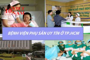 bệnh viện phụ sản ở hcm