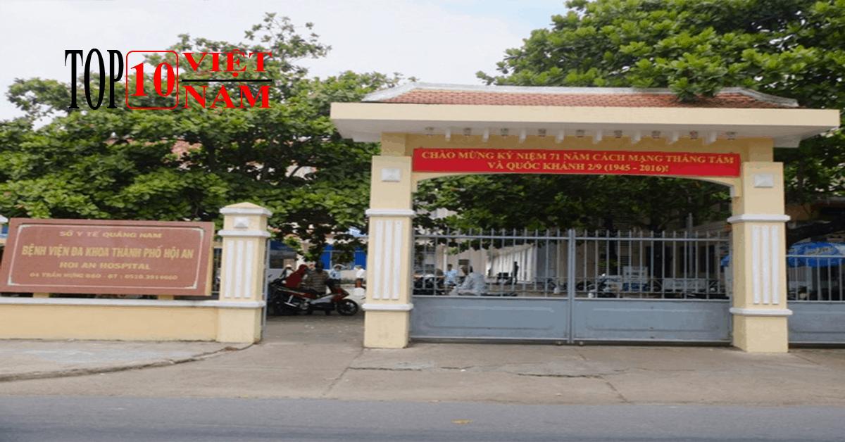 Bệnh Viện Đa Khoa Hội An