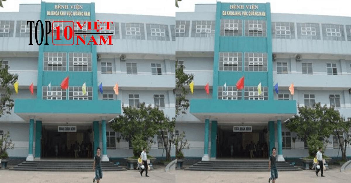 Bệnh Viện Đa Khoa Khu Vực Tại Quảng Nam