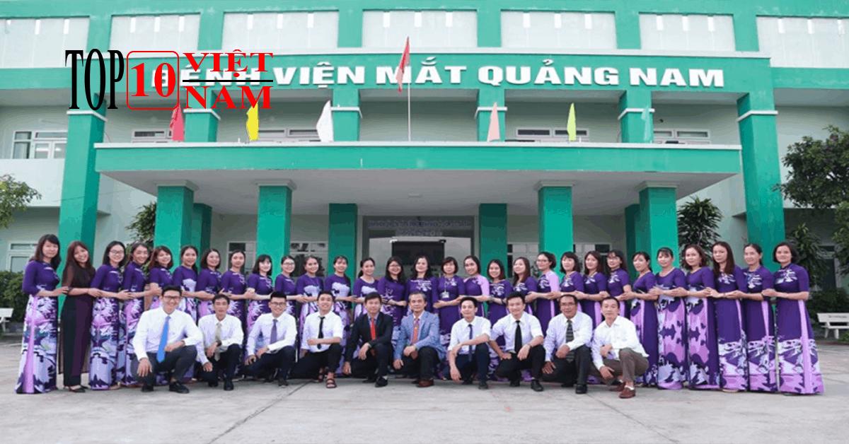 Bệnh Viện Mắt Tại Quảng Nam