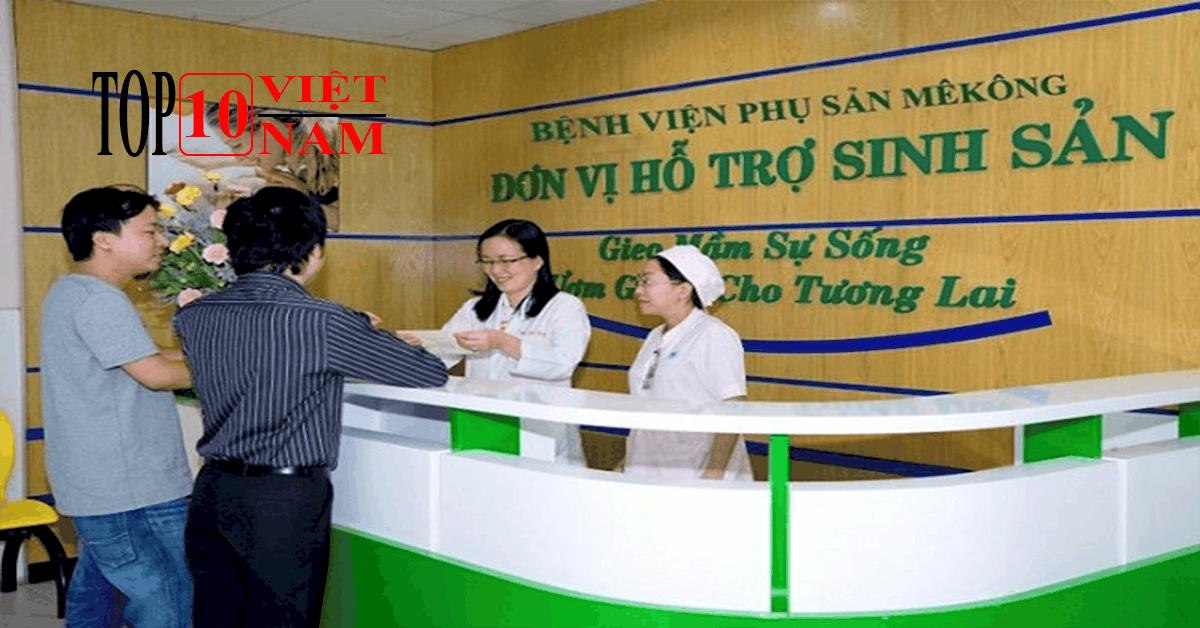 Bệnh Viện Phụ Sản Mêkông Ở HCM