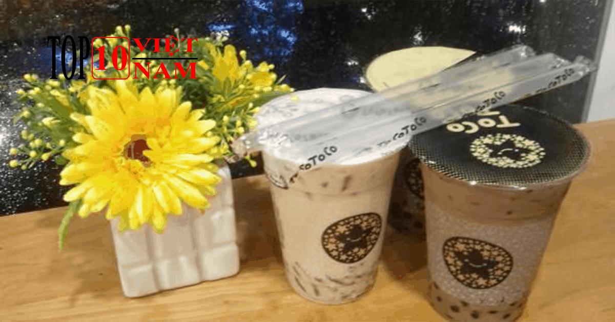 Trà Sữa Tocotoco Ăn Vặt Lôi Cuống Tại Hòa Bình
